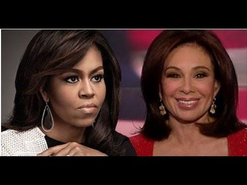 Judge Jeanine Pirro Takes Huge Risk, Exposes Michelle Obama Live on Air