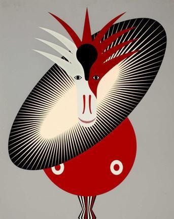 DESIGNS ON ECONOMY(From left) posters by Kazumasa Nagai, Makoto Nakamura and Masayoshi Nakajo