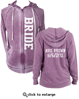 Personalized clothing...