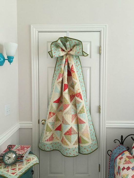 Creative Ways To Hang Quilts Quilt Hangers Hanging
