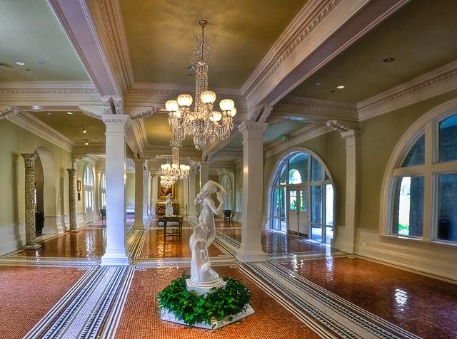 Lightner Museum, St. Augustine, FL (Photo by Kay Gaensler)