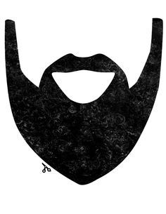 Beard Cut Out Pattern | Calleigh's Clips & Crochet Creations: Free Pattern - Fear The Beard!