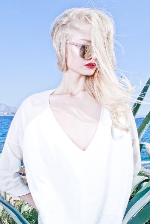 Bettina SS12  Photo CC  Makeup by Athanasia Mimitou