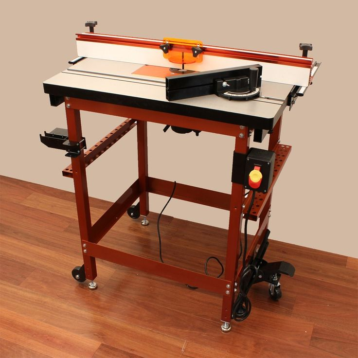 32x24in castiron router table kit