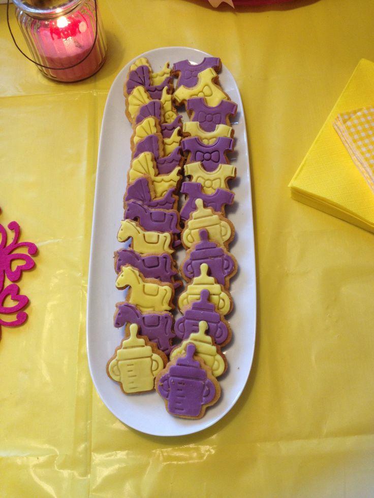 Biscottini baby fatti in casa dalla mia amica Luana