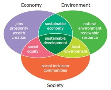 Image result for environment diagrams - elements of environment broad sense