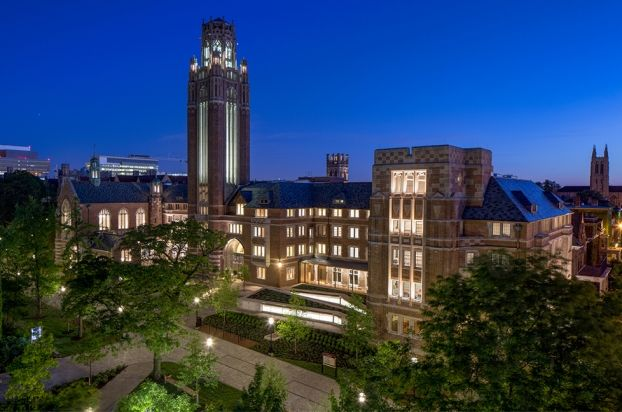 University of Chicago - Saieh Hall for Economics by Ann Beha Architects, © Tom Rossiter | Chicago | United States | Adaptive Reuse 2016 | WAN Awards #wanawards #architecture #restoration #campus