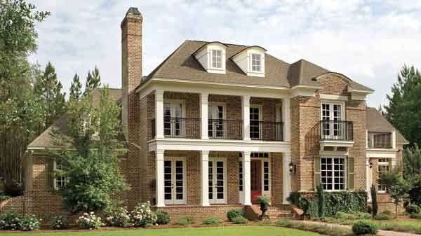 Take a look...Spacious interiors too.  Forest Glen, plan number 238Southern Living, Southern Style, Southern Charms, Forests Glen, Future House, Dreams House, Southern Home, Front Porches, House Plans