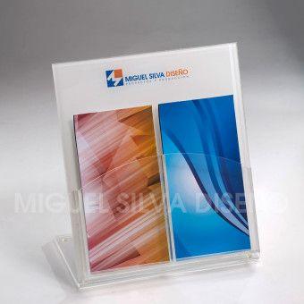 PFS-2-A-Porta-folletos-sobremesa-2-bolsillos-con-folletos
