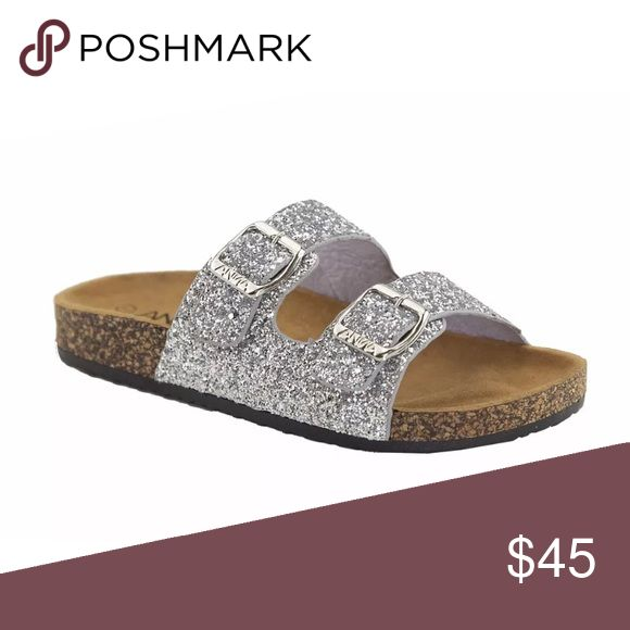 185b0739663e Glittery Birkenstock These are sparkly and perfect for the girly girl that  won t trade comfort for cuteness. These are perfect to sho…