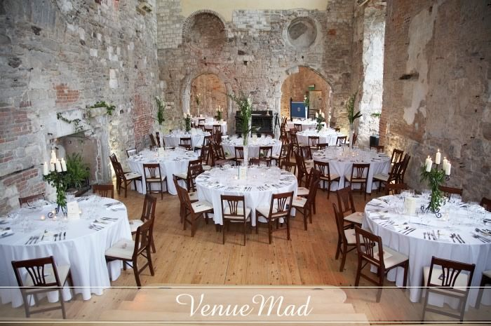 Lulworth Castle Dorset Wedding Venue