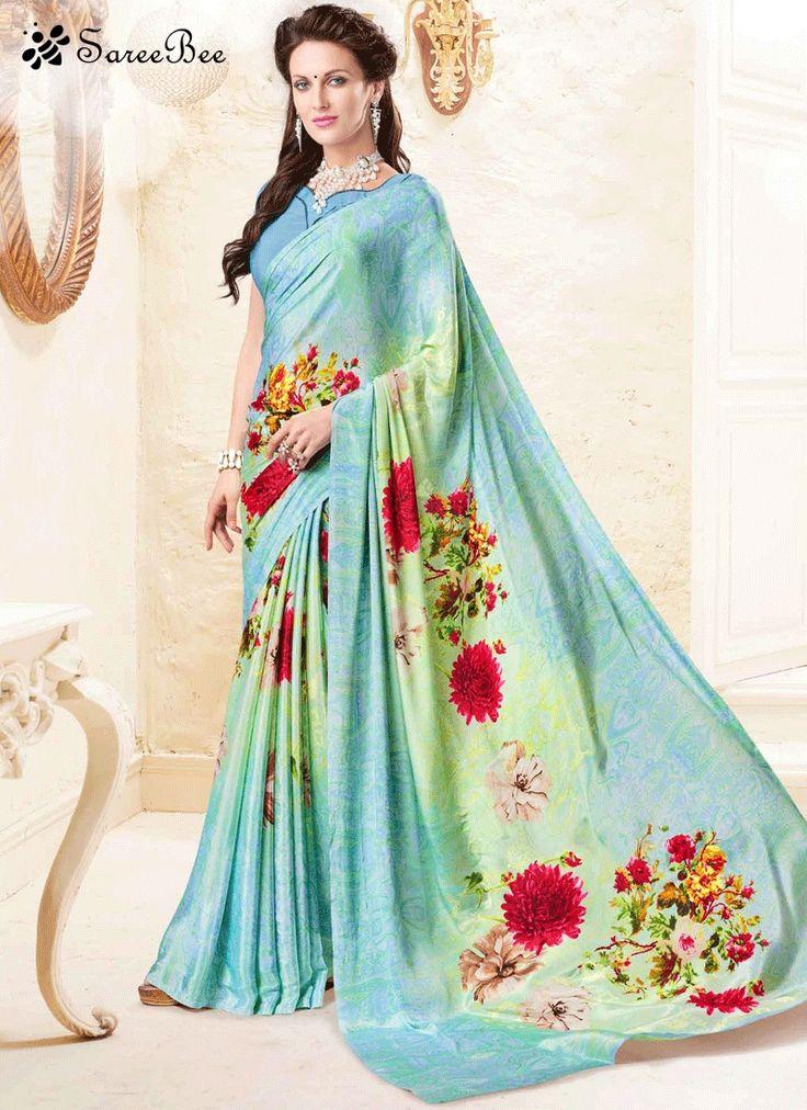 Breathtaking Crepe Silk Multi Colour Print Work Printed Saree  For More Information WhatsApp 7202080091 Or Visit www.SareeBe.com  #red  #designer  #instagram  #kurti  #fashionista  #makeup  #delhi  #outfitoftheday  #women-fashion  #myfirststory  #model  #indian  #saree  #ramadanmubarak  #trendy  #ethnic  #picoftheday  #menonroposo  #roposolove  #cool  #firstpost  #soroposo  #summer-style  #streetstyle  #summer  #newdp  #beauty  #traveldiaries  #styles  #youtuber  #bestSeller