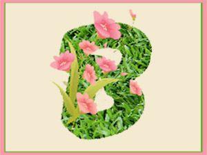 Весенний шрифт в Фотошопе | Ярмарка Мастеров - ручная работа, handmade