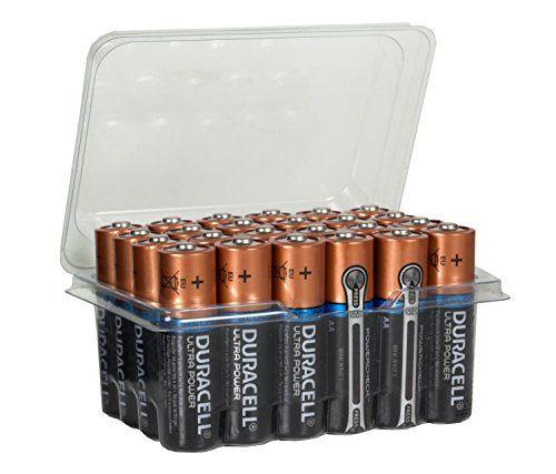 Duracell DURAUL24AA Ultra Power Batterien (AA, Mignon, LR06, 24er Box) - http://on-line-kaufen.de/duracell/duracell-duraul24aa-ultra-power-batterien-aa-box