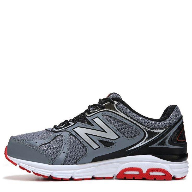 New Balance Men's 560 V6 Tech Ride Medium/X-Wide Running Shoes (Grey/Black) - 10.5 4E