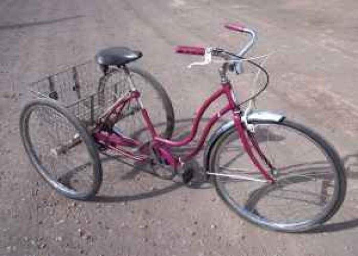 3 wheel adult bikes used