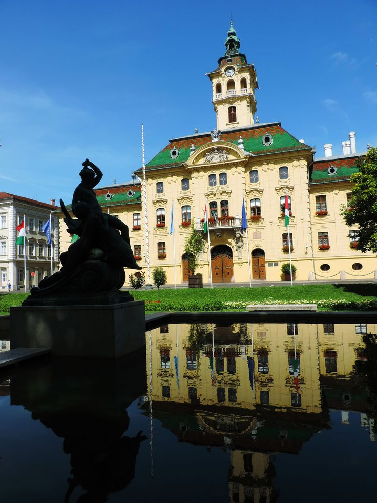 Town Hall, Szeged, Hungary | 7 Charming Hungarian Cities - Part I. Szeged, The City Of Sunshine