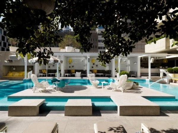 Get Chauffeured - Ivy Pool bar, Sydney