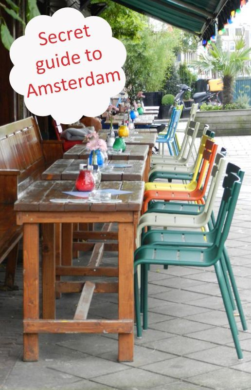 Best hidden gems of Amsterdam- De pijp Includes photos, links, personal recommendations and Google maps. All been written by Happy Red Fish ♥