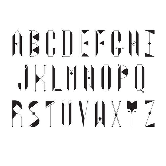 Kate Hursthouse ı CATC Graduation - Custom Typeface: