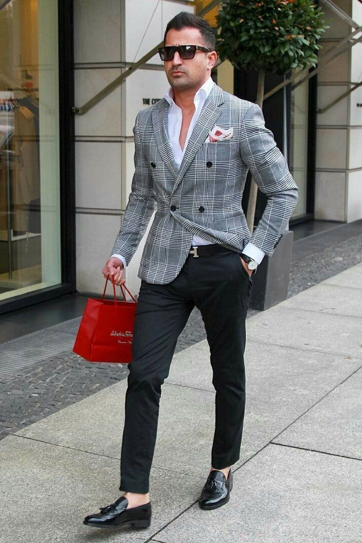 2019 year style- Casual elegant for men outfits composition ideas