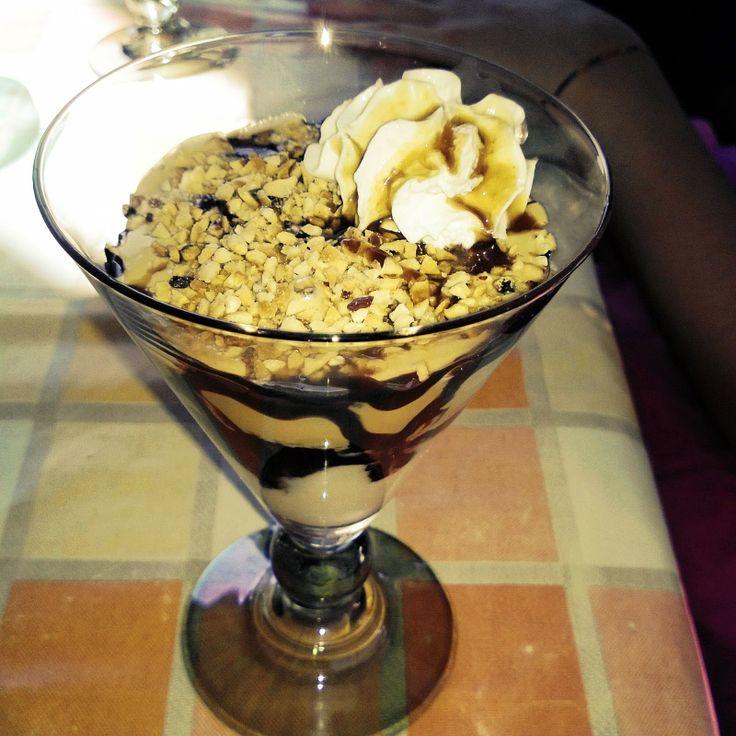 Cucina con Xeno: Yogurt al caffè... in coppa nocciolata!