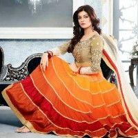 Indian Bridal Frock Collection 2013 by Designer Anarkali Dresses