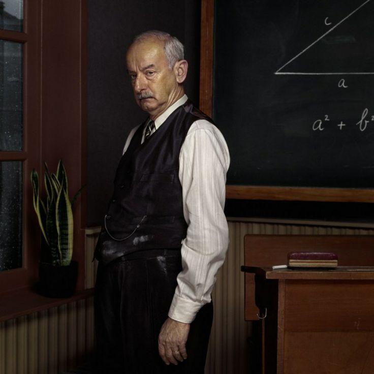 Erwin Olaf, Hope Portrait 2, 2005