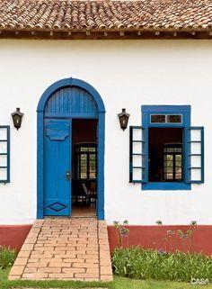 Reforma transforma tulha de café em uma linda sede de fazenda – CASA CLAUDIA