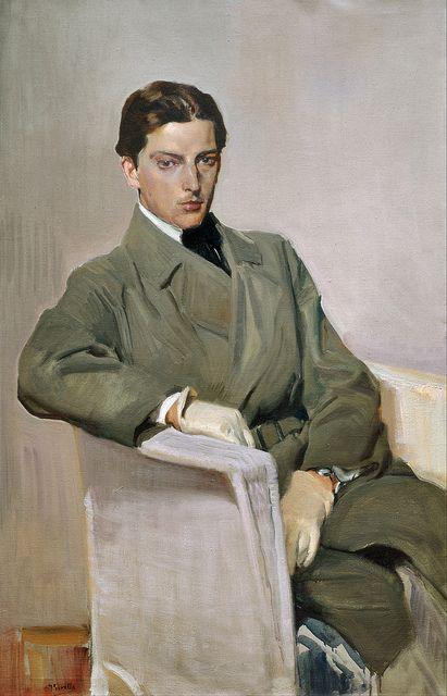 Joaquín Sorolla García by his father Joaquín Sorolla, 1917, Museu Sorolla, Madrid.