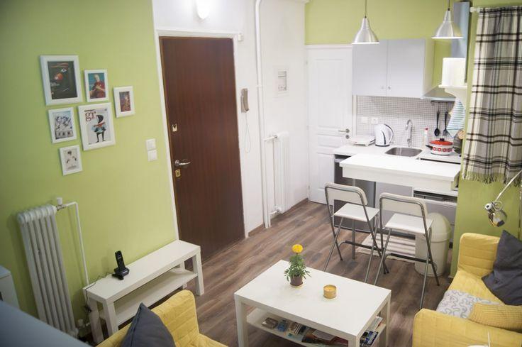Exarcheia Cozy Studio 1, BetterHome's portofolio apartment. emoji unicode: 1f44demoji unicode: 1f3e0emoji unicode: 1f305emoji unicode: 1f3d6 #diaxeirshakinhton #welcomemore #solutions #advice #airbnb #BetterHomeEU
