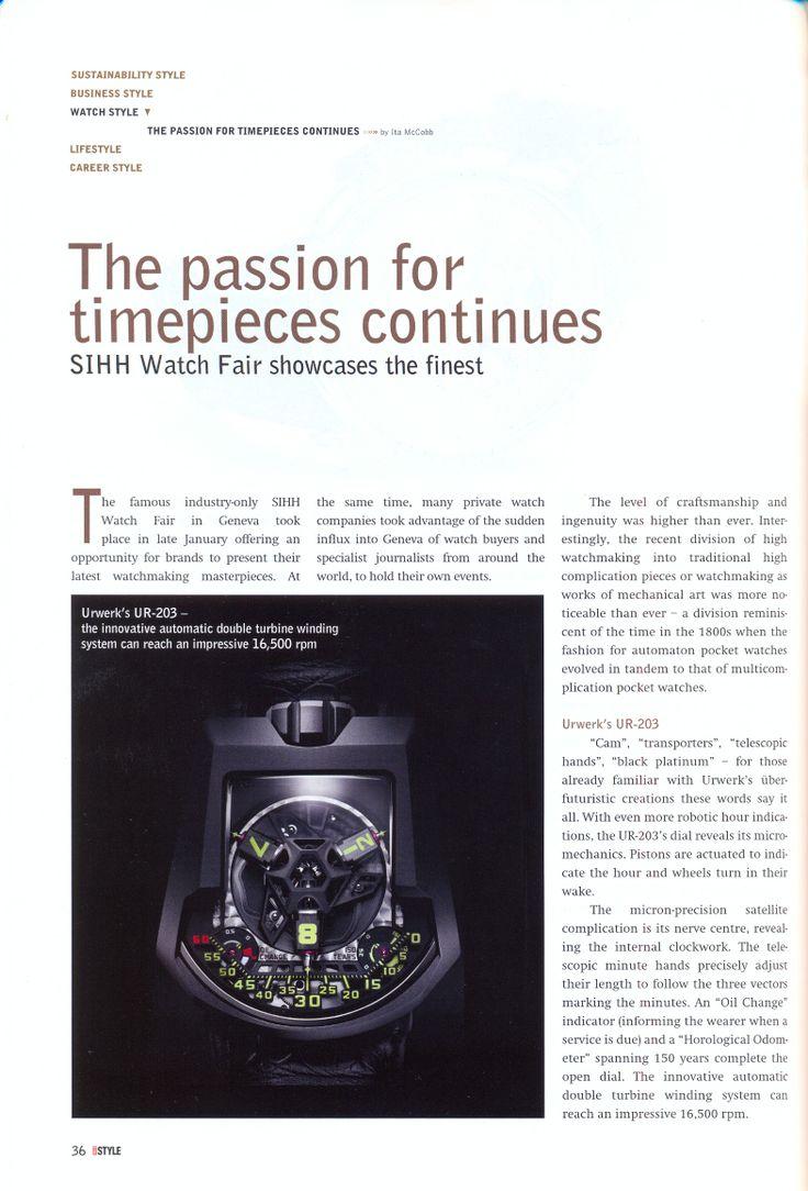 Swiss Style 2010 p.36