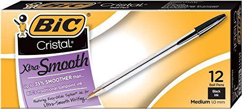 BIC Cristal Xtra Smooth Ball Pen