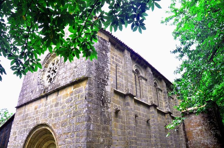 De vuelta al Siglo XII: Monasterio de Santa Cristina de Ribas de Sil