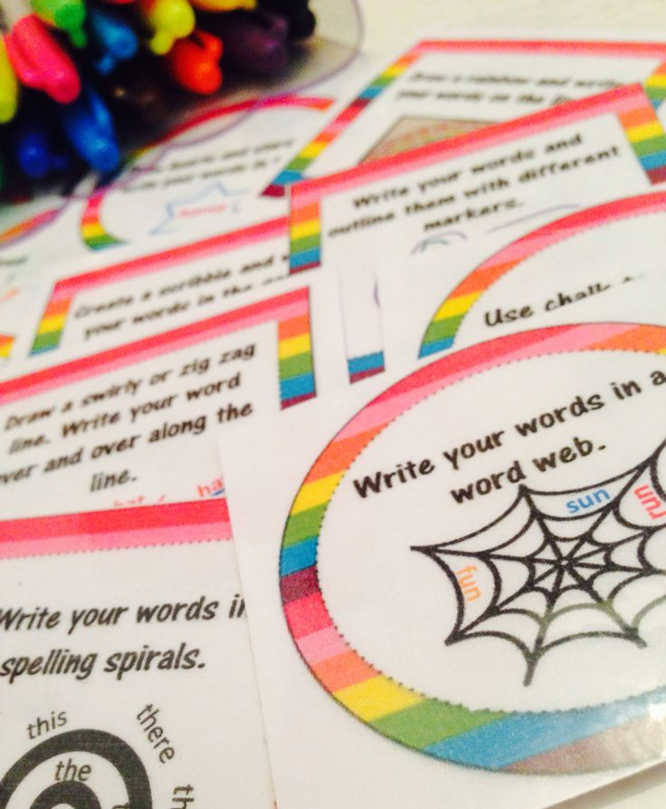 66 spelling task cards! Check them out :) There are some great hands on activities.