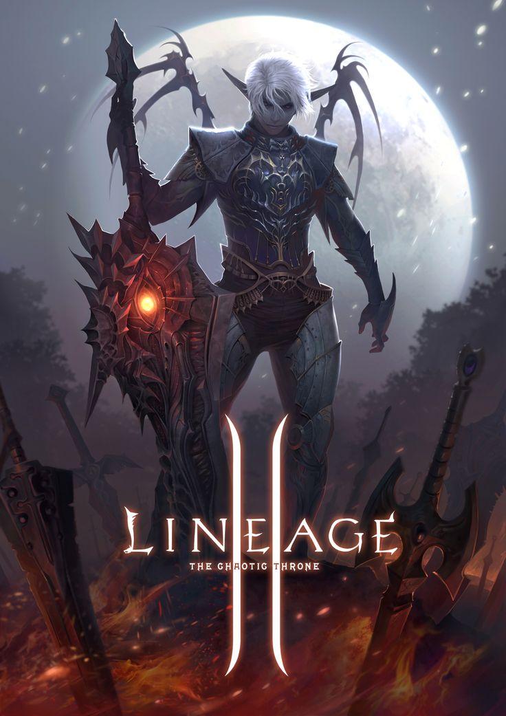 Lineage II by Lim Jong Chul