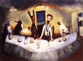 Click to Enlarge: Garry Shead 'The Supper'
