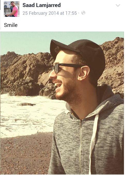 saad lamjarred smile