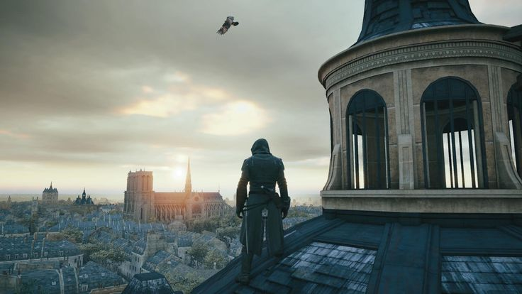 [AC Unity] [Screenshot] This game in insanely good looking #Playstation4 #PS4 #Sony #videogames #playstation #gamer #games #gaming