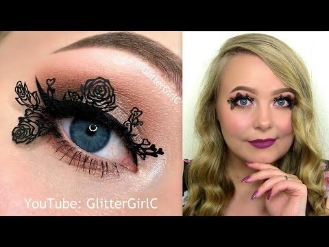 Ever After High ASHLYNN ELLA Makeup Tutorial - YouTube