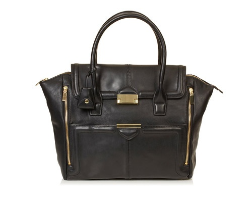Topshop Tote Bag - Our SS13 High Street Accessories Report!