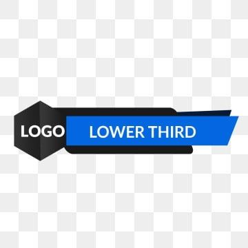 lower third social media video banner lower third graphics