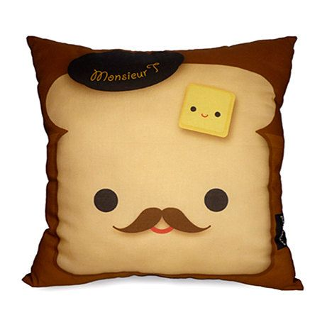 Cute Food Pillow : 23 best Cute Stuffed Animals images on Pinterest Cute stuffed animals, Plushies and Projects