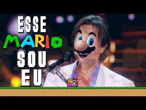 Paródia do Roberto Carlos: Esse Mário sou eu