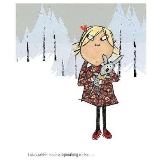 Lauren Child   Charlie U0026 Lola, Lolau0027s Rabbit Part 75