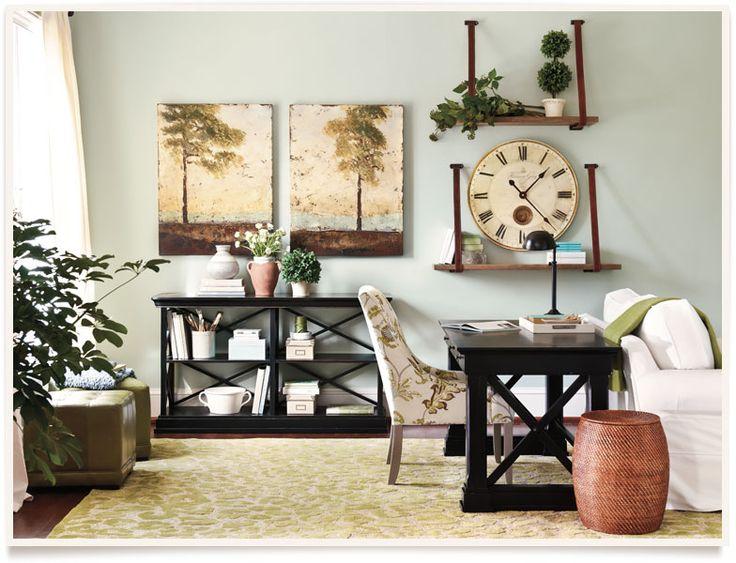 [get the look: naomi home office]  I  ballarddesigns.com