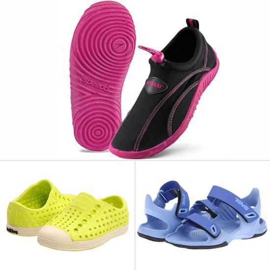 Splish Splash! Kids Water Shoes That Protect at Play