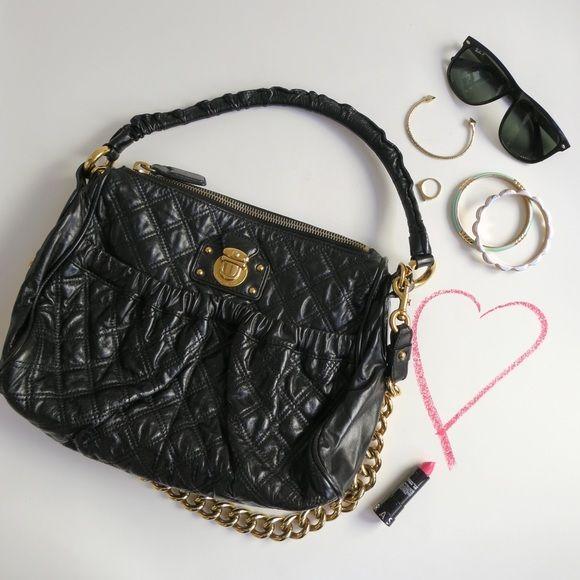 Marc Jacobs Handbags - SALE /// AUTHENTIC Marc Jacobs quilted Julianne