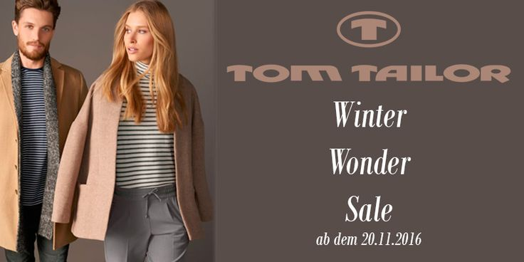 Super Rabatte bei TOM TAILOR