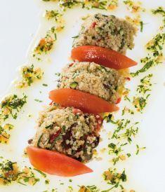 Tabulè di bulgur ai colori mediterranei - Tutte le ricette dalla A alla Z - Cucina Naturale - Ricette, Menu, Diete
